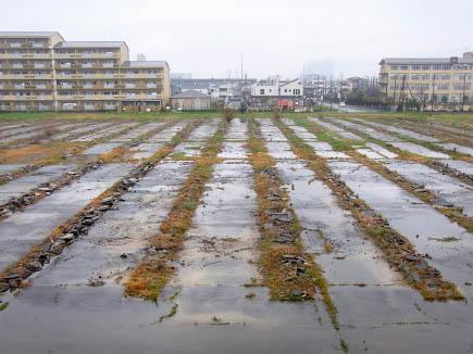 谷町線は八尾南駅の北側の駅前は…こんな感じ: 大阪 アホげな小発見。とか